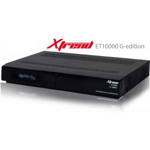 Xtrend ET-10000 Linux Full HD Hybrid HbbTV Receiver Quad PVR