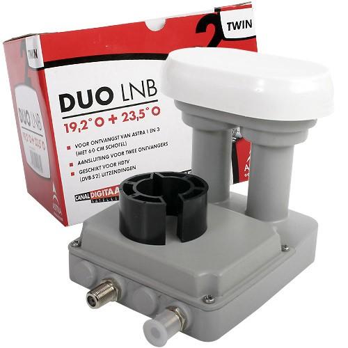 duo twin lnb